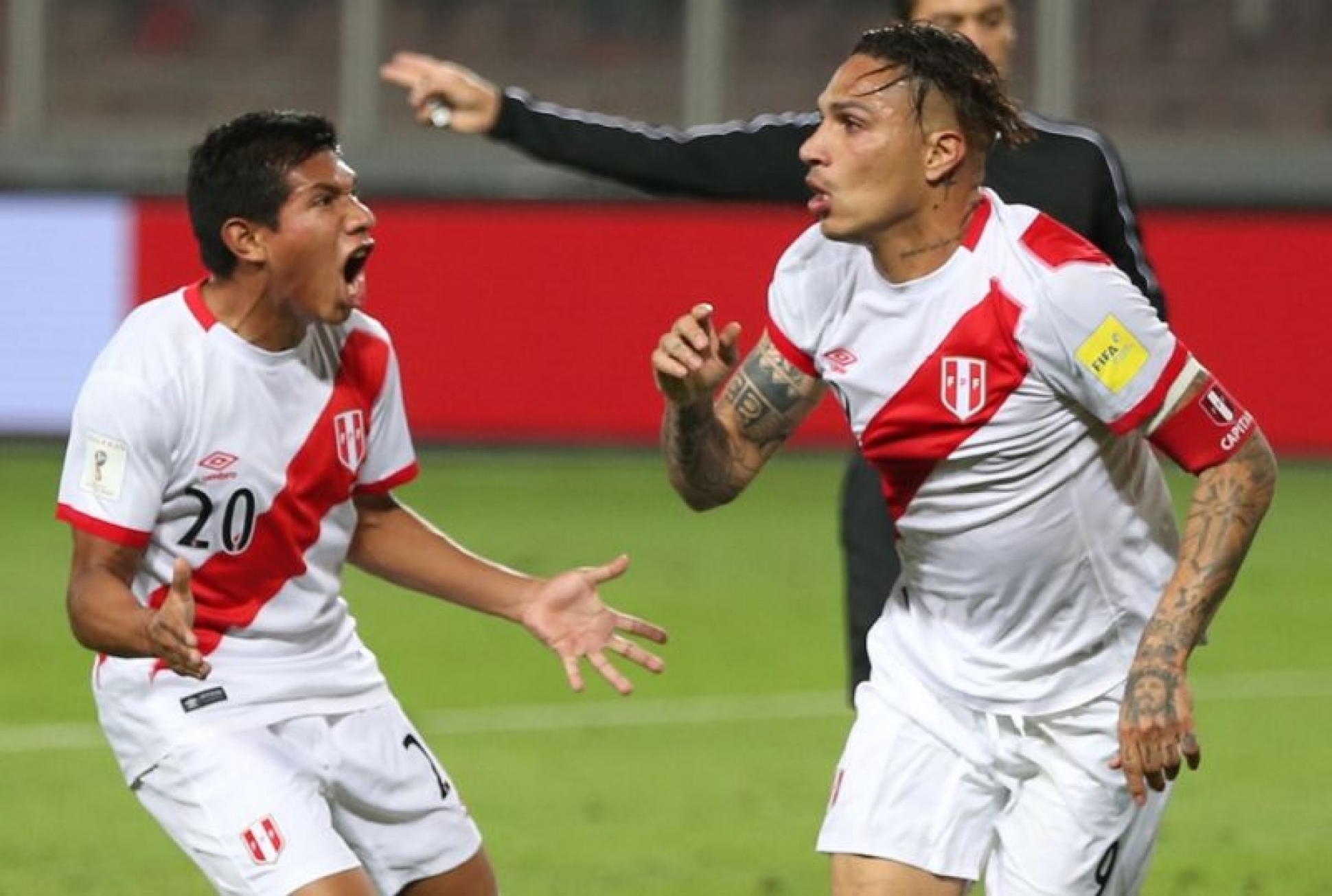 Foto de futbolistas peruanos 74
